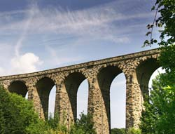 Photo of Denby Dale viaduct