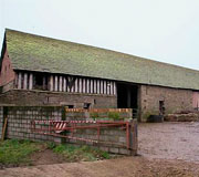 Image of GUNTHWAITE HALL CROOK BARN