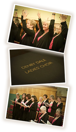 Image of DENBY DALE LADIES' CHOIR