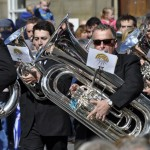 Image of SKELMANTHORPE BAND