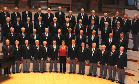 Image of SKELMANTHORPE MALE VOICE CHOIR