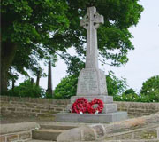 Image of EMLEY WAR MEMORIAL