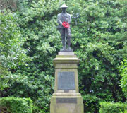 Image of SHEPLEY WAR MEMORIAL