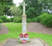 Image of SKELMANTHORPE WAR MEMORIAL