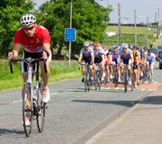 Image of HOLME VALLEY WHEELERS CYCLING CLUB